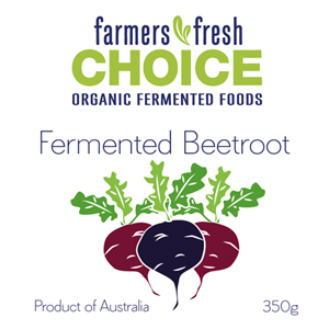 Fermented Beetroot Product